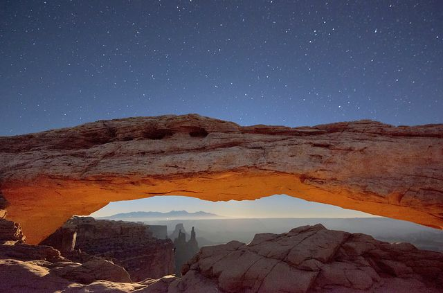 Mesa Arch - and 6 more things you'll want to do/see around Moab, Utah