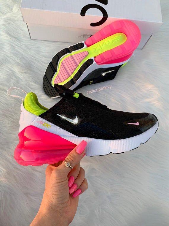 Swarovski Nike Blinged Womens Nike Air