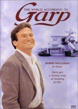 Garp szerint a világ /The World According To Garp/ magyarul beszélő, amerikai romantikus dráma, 131 perc, 1982                                    T. S. Garp: Robin Williams Helen Holm: Mary Beth Hurt Jenny Fields: Glenn Close