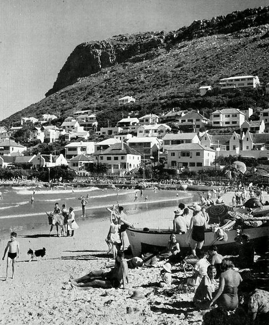 Fish Hoek 1960| Flickr - Photo Sharing!
