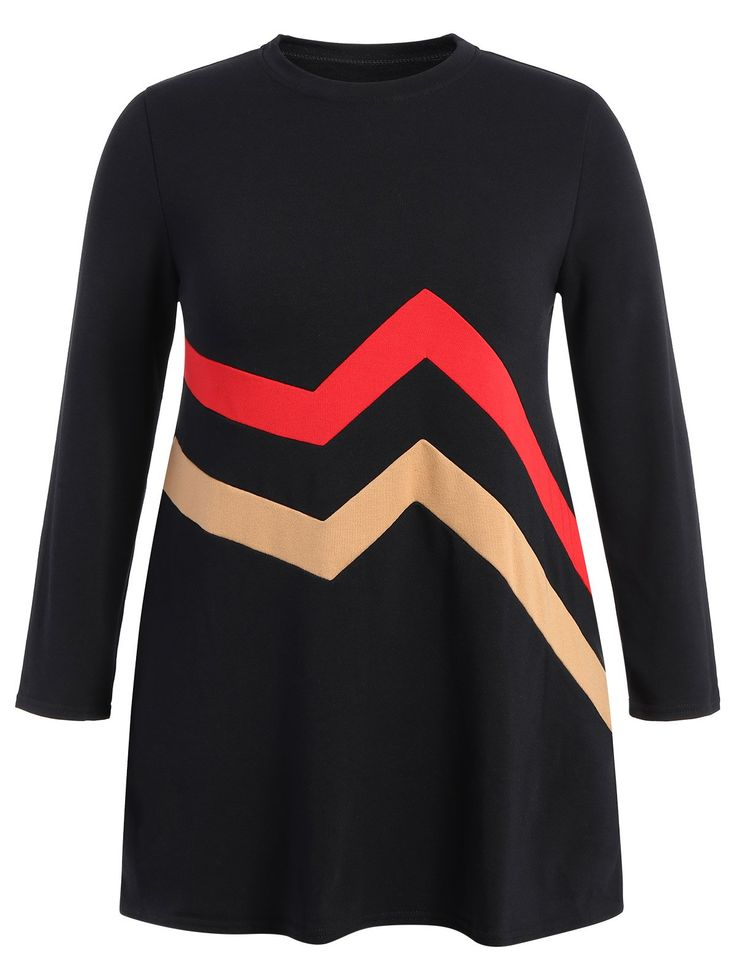 SHARE & Get it FREE   Chevron Stripes Plus Size DressFor Fashion Lovers only:80,000+ Items • New Arrivals Daily • Affordable Casual to Chic for Every Occasion Join Sammydress: Get YOUR $50 NOW!