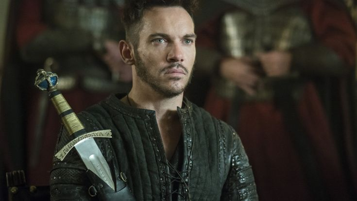 """When """"Vikings"""" creator Michael Hirst set about telling the saga of the famed farmer-turned-king Ragnar Lothbrok and his equally (if not more) famous sons, he always knew his leading man…"""
