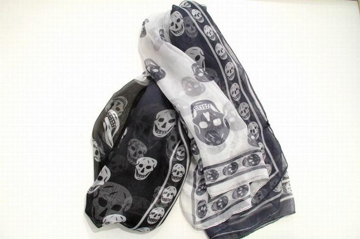 Alexander Mqueen scarf 50% off!