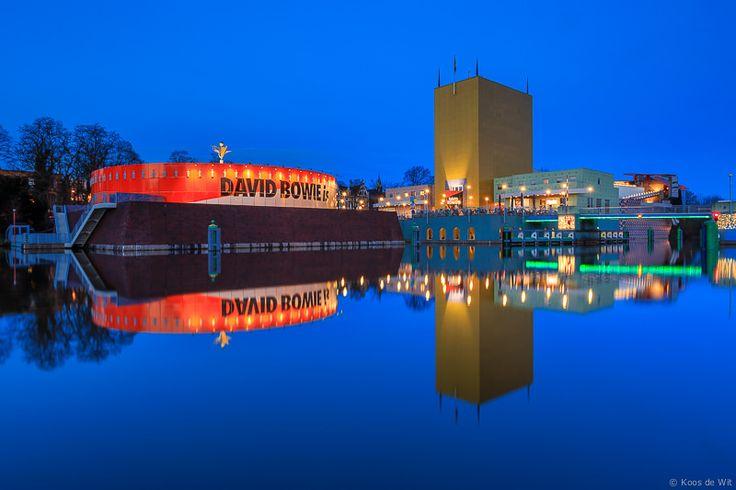 Groninger Museum: 'David Bowie is...' exhibition. More information: www.davidbowie-groningen.nl/?lang=en  Groningen - Stad