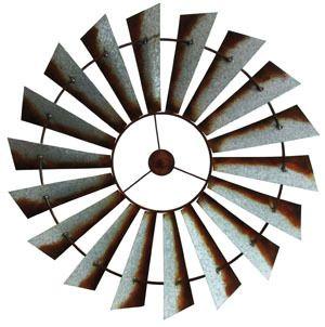 Windmill Vane Metal Wall Art $289.95