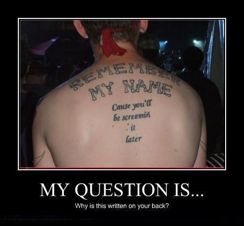 Tattoo Fail!!  OMG!!!