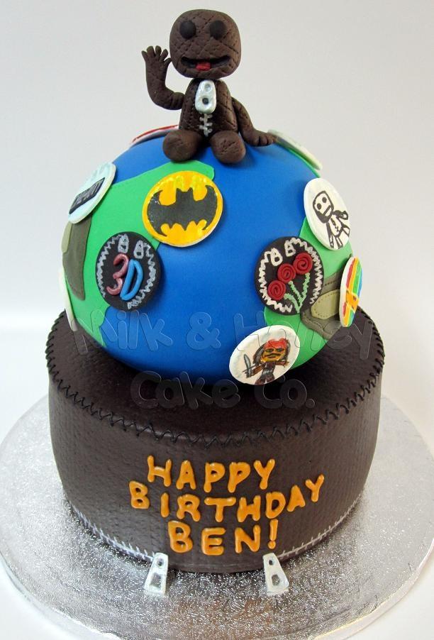 Little big planet cake!