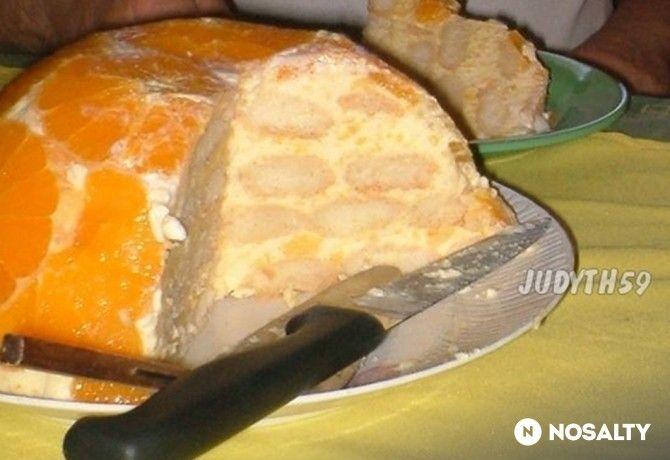 Narancsos csemege