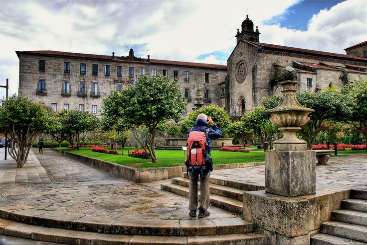 Convento de San Fracisco, Pontevedra (Galicia, Spain)