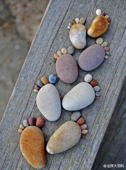 stepping stones ;)