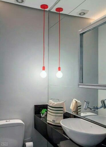 Modelos de banheiro moderno.