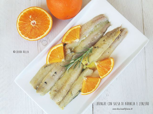 Kucina di Kiara: Food Blog a cura di Chiara Rozza: Filetti di aringa saltati in padella con salsa di ...