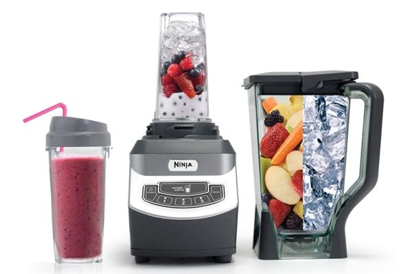 Ninja Professional Blender BL660 for Home (A must have for dairy-free kitchens and yes, it is affordable!!)