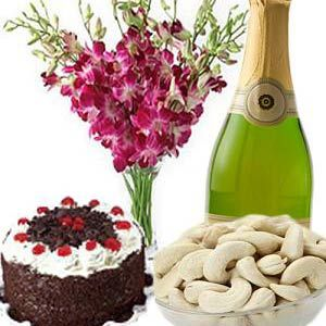 send flowers to India and worldwide: Birthday Flower delivery to Punjab