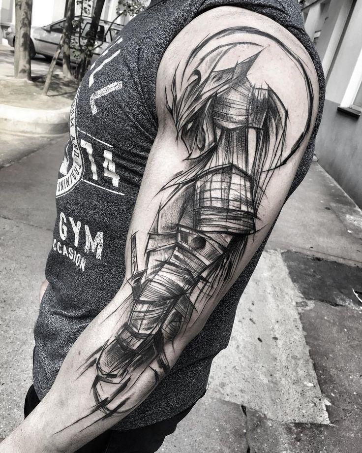 "Inez Janiak (@ineepine) en Instagram: ""#wowtattoo #blacktattoomag #blacktattooart #inkstinctsubmission #equilattera #black #tattoo…"""