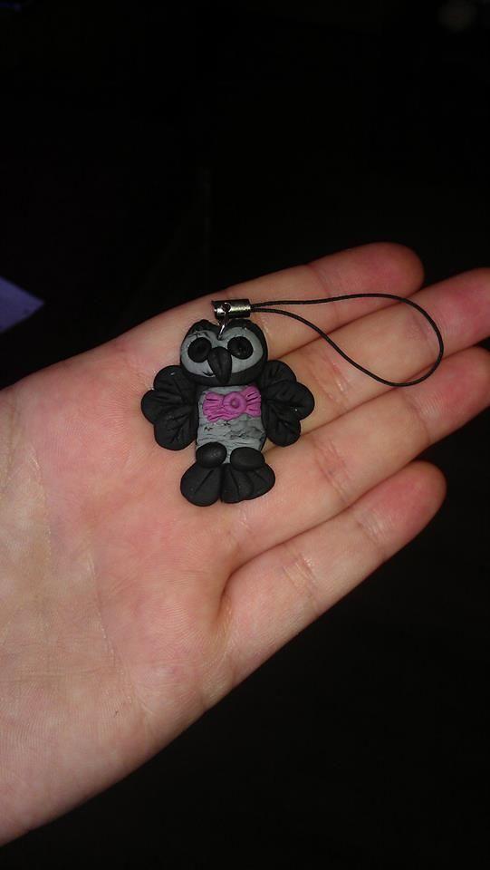 Owl clay. :)