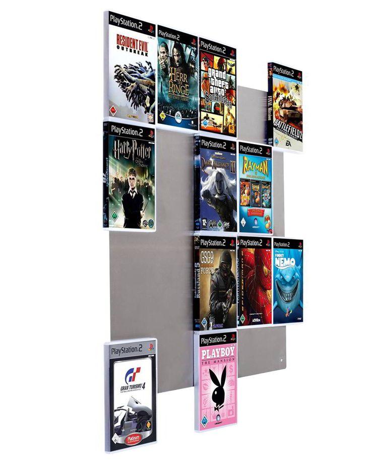 10 best schmucke wanddekoration aus deinen dvds images on. Black Bedroom Furniture Sets. Home Design Ideas