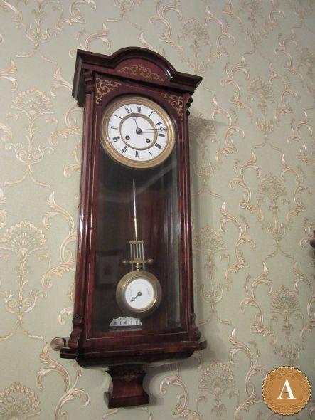 Часы настенные от Жапи, 1855 гг.