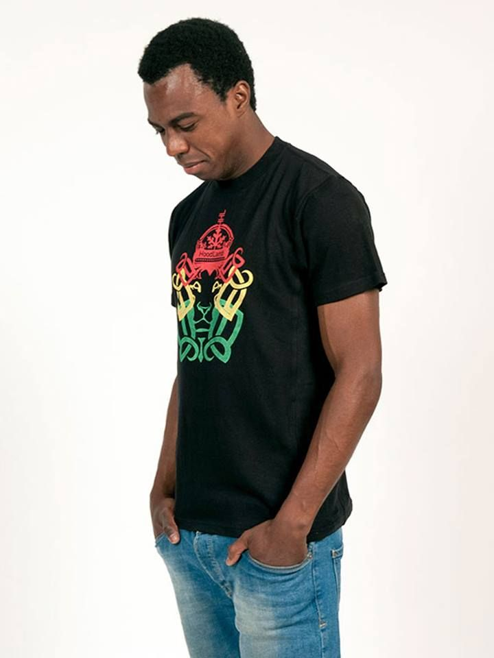 Lion tee shirt for man- summer 2013 collection