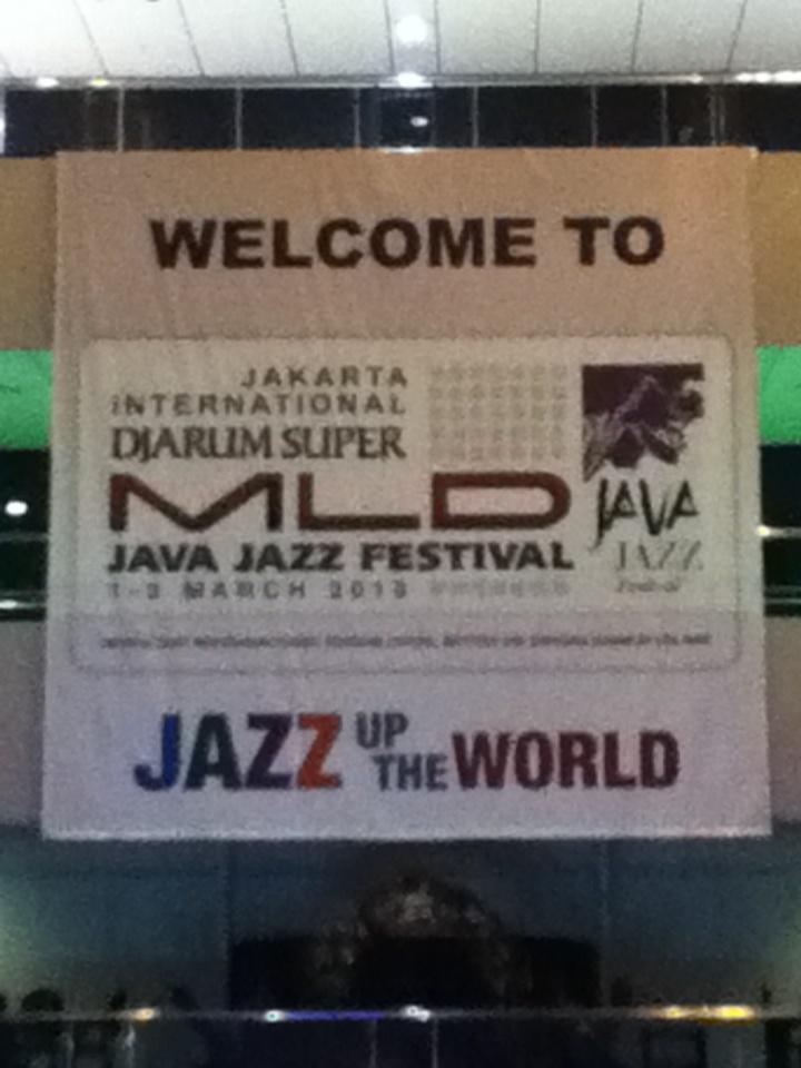 Welcome JJF 2013