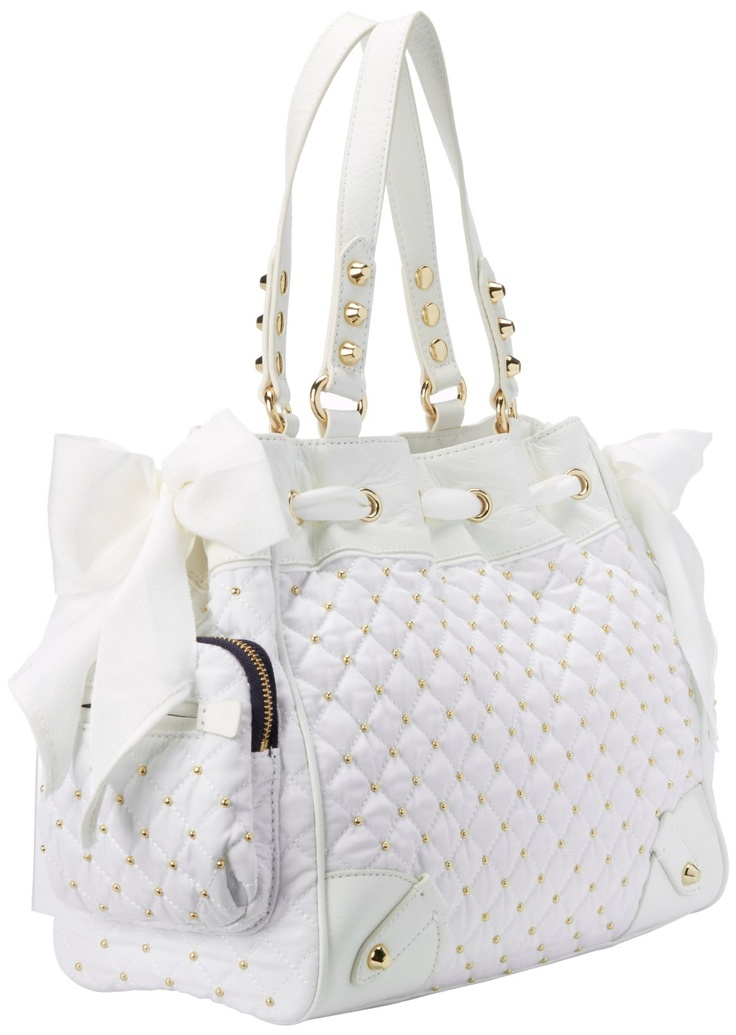 Juicy Couture Upscale Quilted Daydreamer YHRU3363 Shoulder Bag