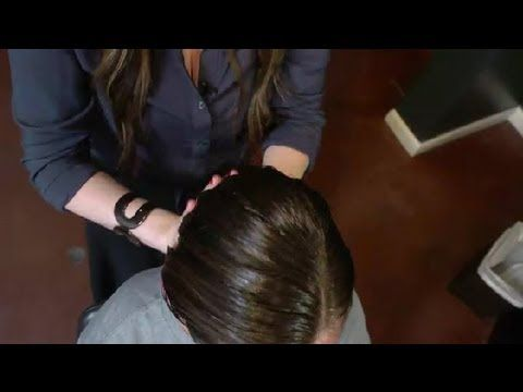How to Make a Man's Hair Look Greasy : Hair Styling for Men & Women - YouTube