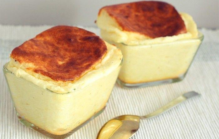 Sýrové soufflé