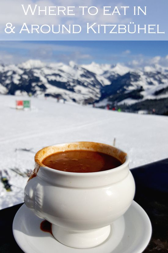 Kitzbühel is an upmarket ski destination in Austria with a wide variety of dining options from cheap to pricey. Here are some ideas of where & what to eat.