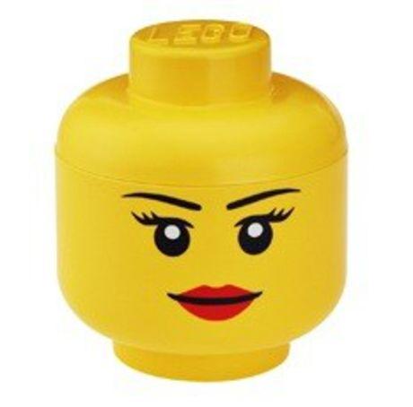 Köp Lego Förvaring S Flicka Gul | Barnrummet Förvaring | Jollyroom #jollyroom #barnrum #lego #förvaring #inspiration #inspo