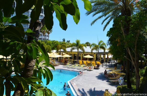 Tropical Room View at Sirata Beach Resort   #Tropical #Beach #Resort #Pool #StPete #StPeteBeach #Florida #fun #family #vacation #clearwaterbeach #tampa