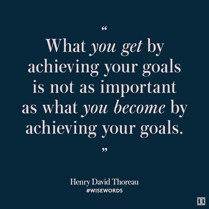 Achieving Goals Quotes: 25+ Best Ideas About Henry David Thoreau On Pinterest