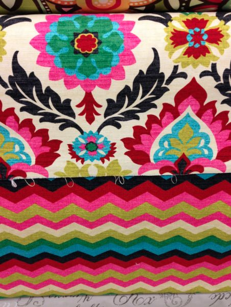 Waverly fabrics at Hobby Lobby.  danielle oakey interiors: Designer Frugal Finds!