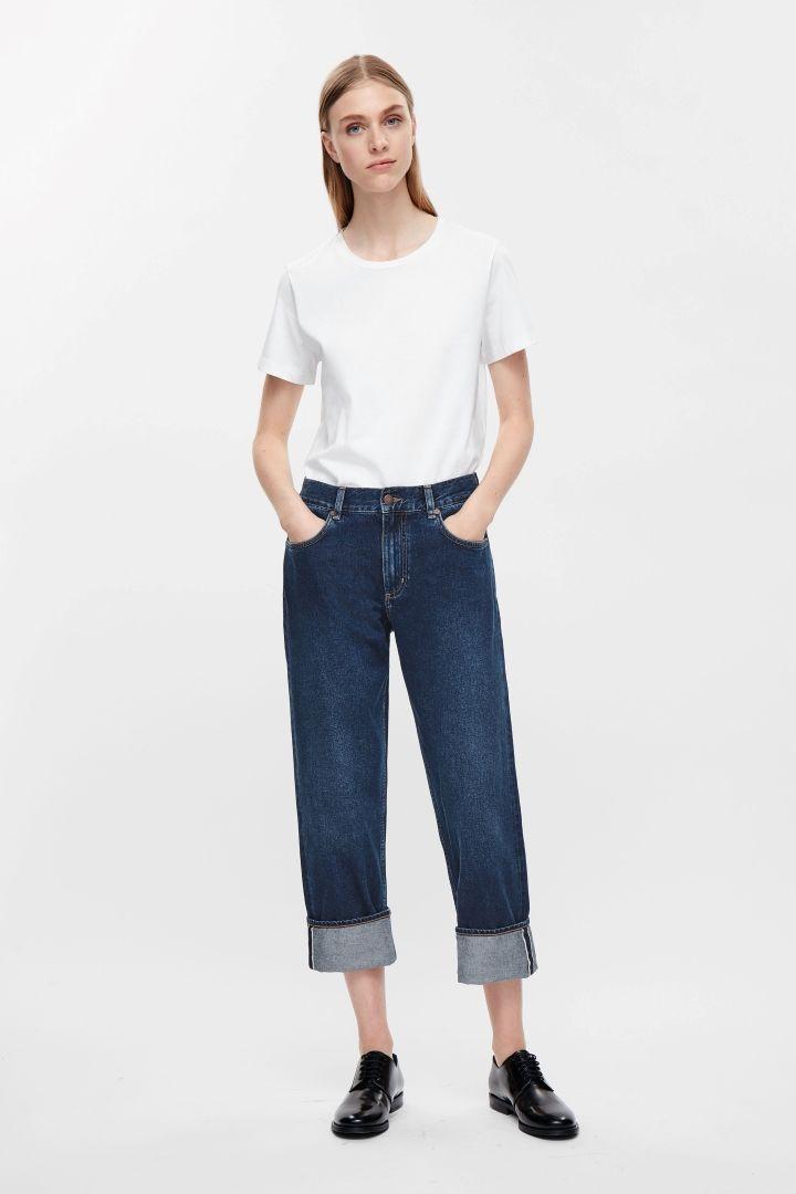 COS | Selvedge denim jeans