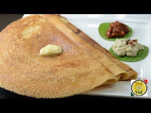 26 mejores imgenes sobre south indian dishes en pinterest indio instant butter roast dosa wheat flour by vahchef vahrehvah youtube forumfinder Image collections