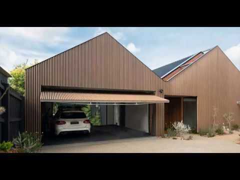 Pin By Hristiina Vasileva On 2020 21 In 2020 Timber Battens Garage Doors Timber