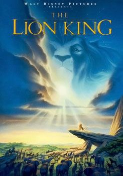 "The Lion King : 1994  - when this movie came out, there was the argument that this might have imitated a story called, ""Kimba the White Lion"", anime by Osamu Tezuka."