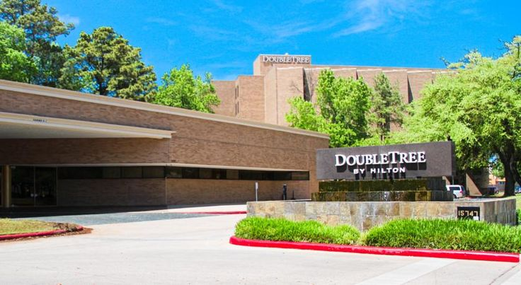 DoubleTree by Hilton Houston Intercontinental Airport Houston Minutes from George Bush Intercontinental Airport and featuring easy access to major area freeways, this hotel offers a peaceful atmosphere along with many modern amenities, including free airport shuttle service.