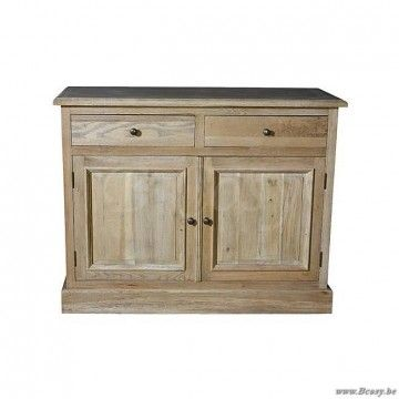 PR Interiors Whistler Commode 110 weathered oak-eik