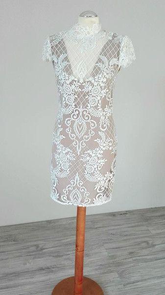 White dress MatMari - MatMari - Suknie ślubne