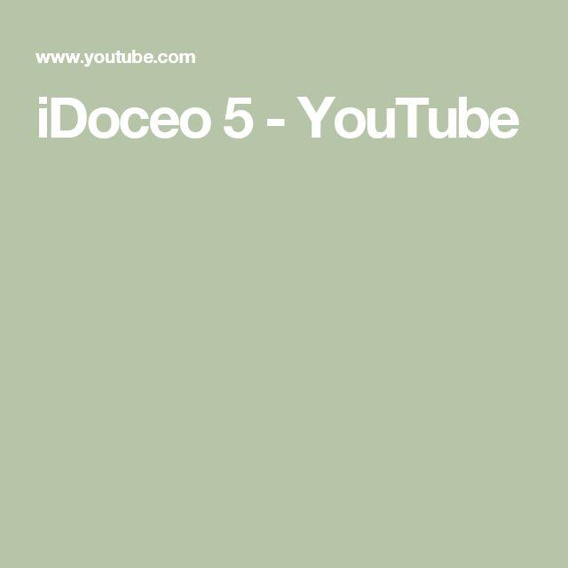 iDoceo 5 - YouTube
