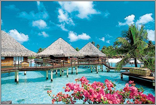 Tahiti! Bora Bora