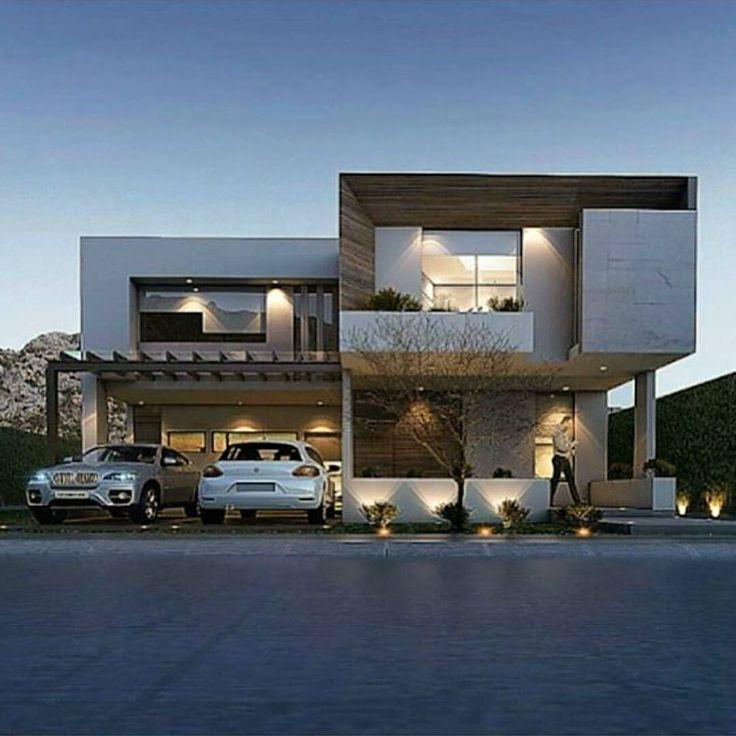 Modern Contemporaryhome Exterior Design: Instagram Photo By Contemporary Home Feb 27, 2016 At 5