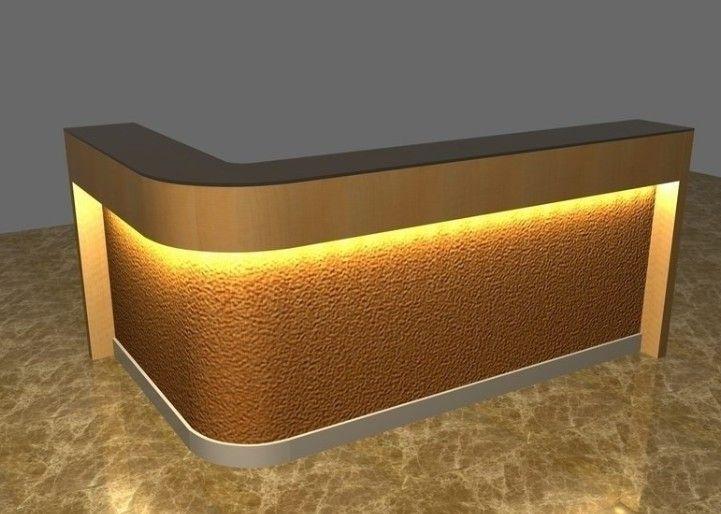 Best 25 modern reception desk ideas on pinterest for L shaped salon reception desk