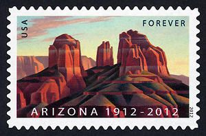 Forever Arizona Statehood 2012