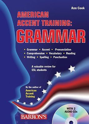 #American accent #training: grammar,ann #cook,mmp new, View more on the LINK: http://www.zeppy.io/product/gb/2/361482781320/