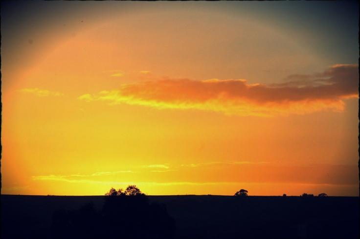 Bacchus Marsh sunrise