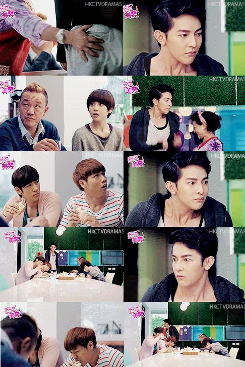 The Harassment of Tai Jing. Fabulous Boys #taiwanese #drama