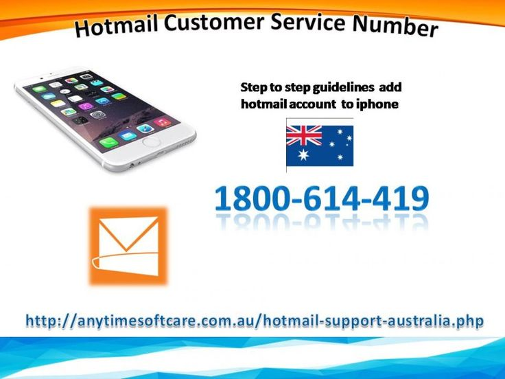 How Hotmail Customer Service Number helps in syncing emails and contacts with iPhone  Call Hotmail Customer Service Number to clear out any of the issues pertaining to Hotmail Account. The experts will guide you friendly which make you ask the queries thoroughly. Apart from this, the experts will also help users to recover a password, resolve Hotmail issues. Ring now toll-free no. 1-800-614-419 or visit: http://anytimesoftcare.com.au/hotmail-support-australia.php