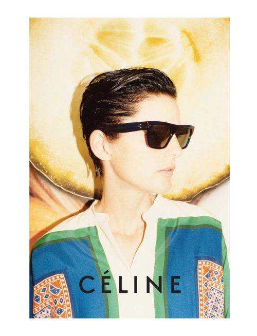 Céline Spring/Summer 2011 ad campaign: JUERGEN TELLER