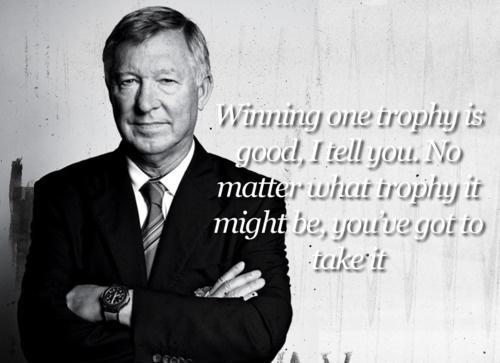 Sir Alex Ferguson Manchester united football club